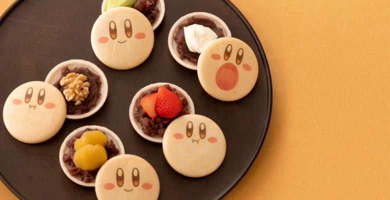 Kirby Teaming Up With Customary Japanese Monaka Nourishment